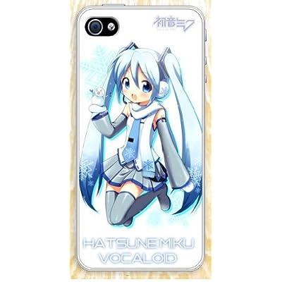 初音ミク VOCALOID 雪ミク iPhone5ケース アイフォン5