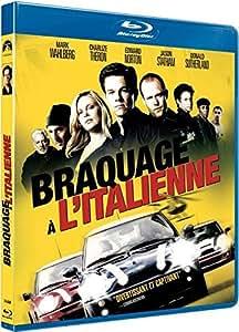 Braquage à l'italienne [Blu-ray]