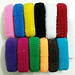 Glitteria Hair Bands for Women (AMP-SB-O2-HBAND-MCOMBO)