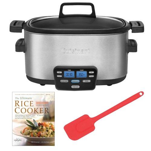 Cuisinart Cook Central MSC-600 6 quart Slow Cooker