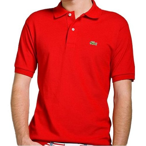 Lacoste - L1212, Polo da uomo, rosso (red 240), XL