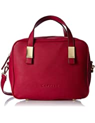 Caprese Paloma Women's Satchel (Red)