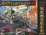 Classic Battletech: Technical Readout: Vehicle Annex (FPR35022)