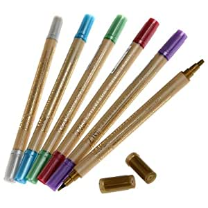 Zig Memory System Calligraphy Marker Pens