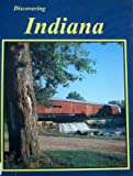 img - for Discovering Indiana book / textbook / text book