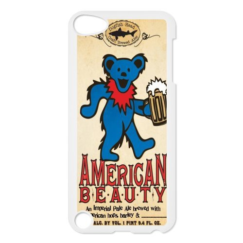 Generic Cell Phones Cover For Apple Ipod Touch 5 Case Customize Music Band Grateful Dead And Dancing Bears Hard Snap On Phone Cases front-822208