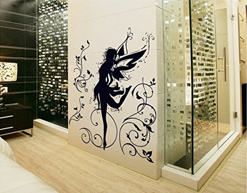 Removable Dance Room Music Room Living Room Television Background Pvc Wall Stickers Elfin front-1010020
