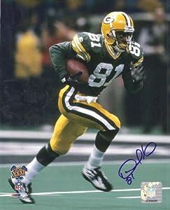 Desmond Howard Autographed Green Bay Packers SB XXXI 8x10 Photo by DenverAutographs