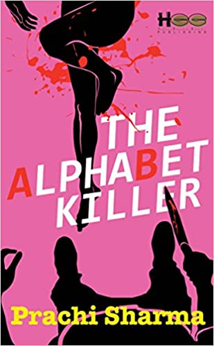 The Alphabet Killer Book Cover