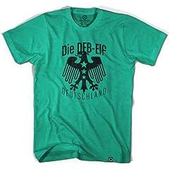 Germany Die-Elf Soccer T-shirt