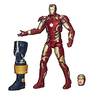 Avengers Iron Man Mark 43 Action Figure