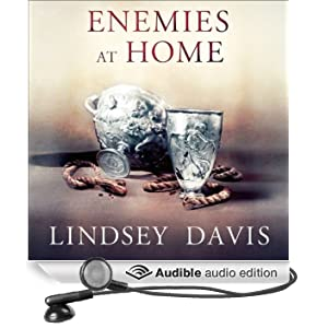 Enemies at Home: Flavia Albia Mystery, Book 2 (Unabridged)