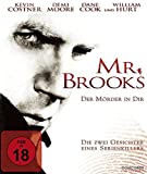 DVD Cover 'Mr. Brooks - Der Mörder in Dir  [Blu-ray]