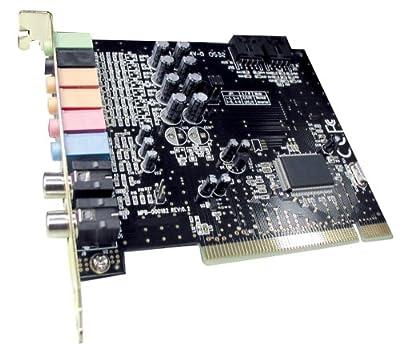Diamond XtremeSound PCI 7.1 Channels 16 bit Sound Card