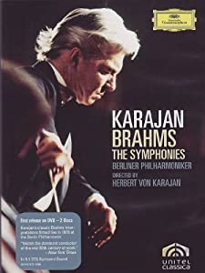 Brahms: The Symphonies [DVD Video]