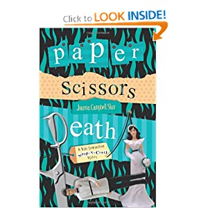 Paper, Scissors, Death: A Kiki Lowenstein Scrap-N-Craft Mystery