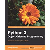 Python 3 Object Oriented Programmingby Dusty Phillips