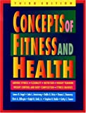 img - for Concepts of Fitness and Health book / textbook / text book