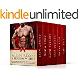 Alien Kisses and Holiday Wishes (A Holiday Box Set and Bundle of Science Fiction Romances From Bestselling Authors)