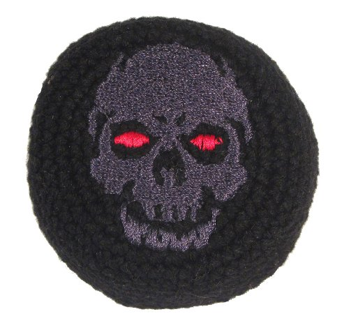 Hacky Sack - Red Eye Skull - 1
