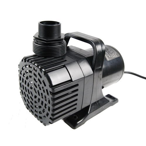 Awardpedia jebao egp 4500 pond waterfall fountain pump for Best rated pond pumps