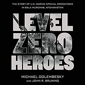 Level Zero Heroes Audiobook