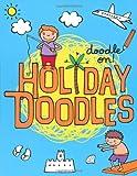 Smriti Prasadam-Halls Doodle On!: Holiday Doodles