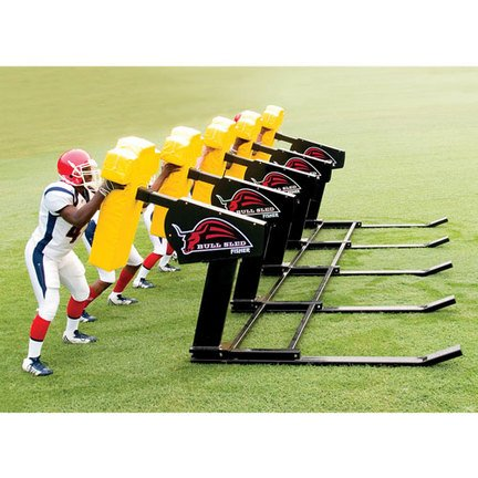 Fisher Football Bull Sled - 5 Man (5 Man Football Sled compare prices)