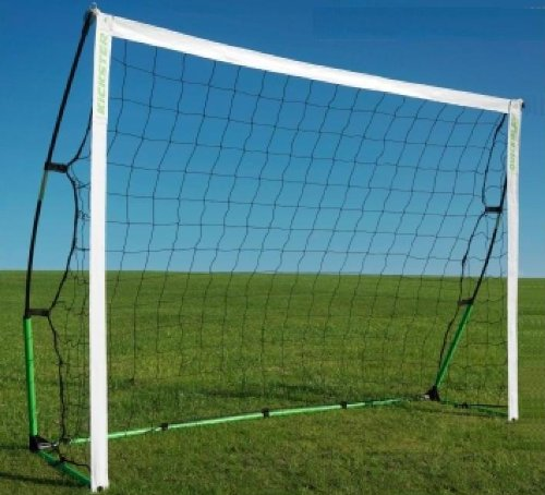 Net World Sports Kickster Portable Football Training Goal - erects in just 3 minutes!