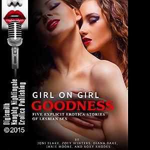 Girl-on-Girl Goodness Audiobook