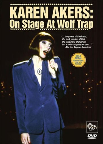 Karen Akers: On Stage at Wolf Trap [DVD] [1989] [Region 1] [NTSC] [2009]
