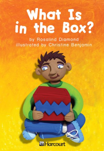 What Is in the Box?, by Rosalind Diamond