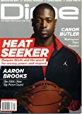Dime January 2010 Dwayne Wade/Miami Heat on Cover, Aaron Brooks/Houston Rockets, Caron Butler/Washington Wizards, Tyrus Thomas/Chicago Bulls at Amazon.com