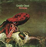 Octopus by Gentle Giant [Music CD]
