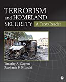 img - for Terrorism and Homeland Security: A Text/Reader book / textbook / text book