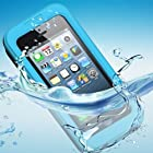 New Waterproof Shockproof Dirtproof Snowproof Case Box For iPod touch 4th 5th Generation (ipod 5th, Blue)