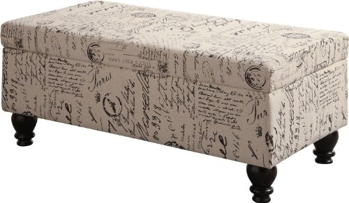 Coaster Home Furnishings 500986 Transitional Bench back-925510