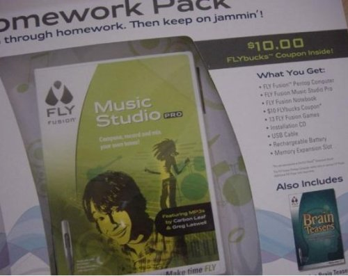 Fly fusion ultimate homework pack