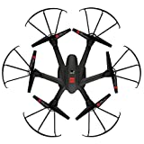 UTO Drone U960 Hexacopter with Camera Ready FPV Helicopter Quadcopter Quad Copter Toys Black MJX X600