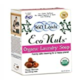 "Eco Nuts ""As Seen on Shark Tank"" Organic Laundry Soap - 360 Loads Per Box"