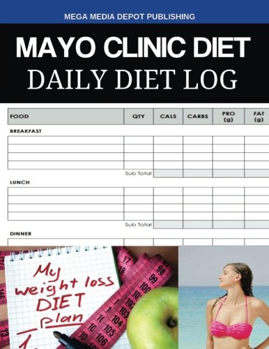mayo-clinic-diet-daily-diet-log