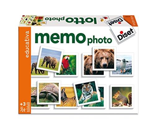 Diset 63688 - Memo Photo