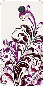 FotoAdda Designer Printed Back Cover for lenova Zuk Z1