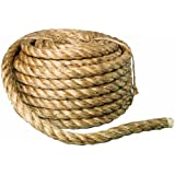 Bon 14-241 50-Feet by 3/4-Inch Diameter Heavy Duty Manila Rope