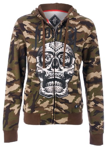 Iron Fist Mens Militant Hoody M