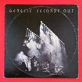 GENESIS Seconds Out Dbl LP Vinyl VG++ Cover VG+ GF Sleev 1977 Atlantic SD 2 9002