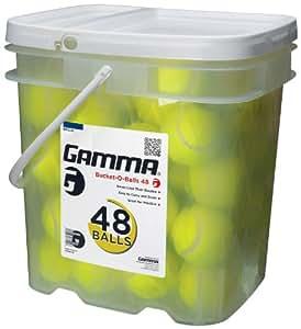 Gamma Bucket O Balls, Yellow by Gamma