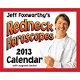 (3x4) Jeff Foxworthy's Redneck Horoscopes - 2013 Mini Day-to-Day Calendar