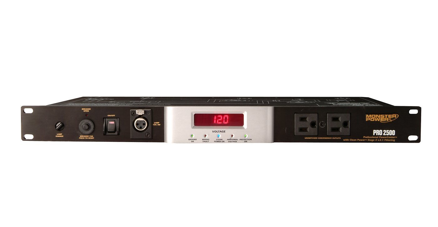 power strip style power conditioner for amp pedal rig. Black Bedroom Furniture Sets. Home Design Ideas