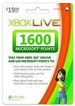 Xbox 360 Live 1600 Points